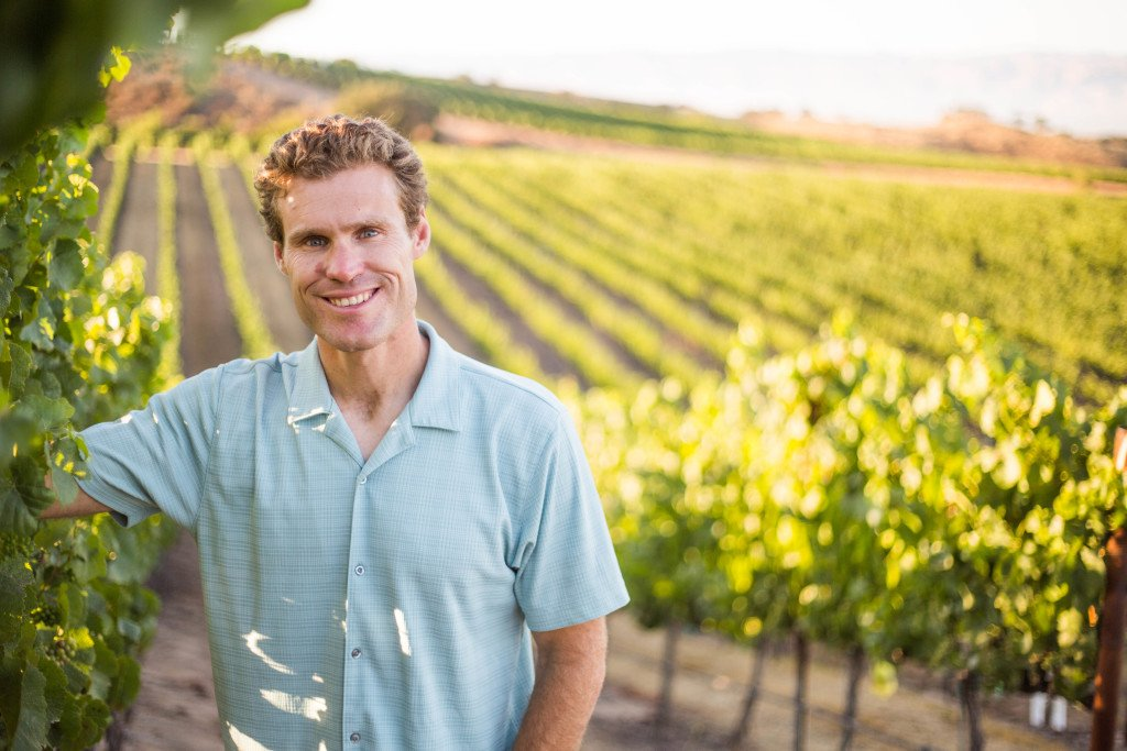 Mark Pisoni, Vineyard Manager for his family's Pisoni Vineyard, was recently named as one of the top 20 grapegrowers in North America.