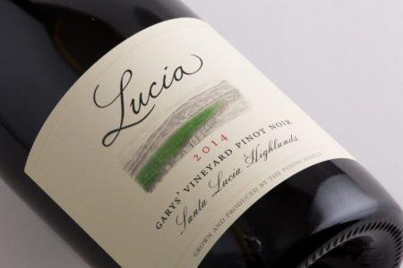 Lucia 2014 Garys' Pinot Noir