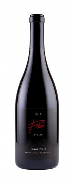 2015 Pisoni Estate Pinot Noir bottle