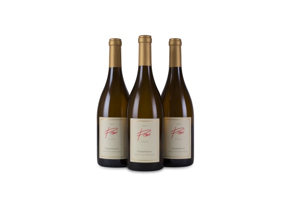 Chardonnay bottle trio