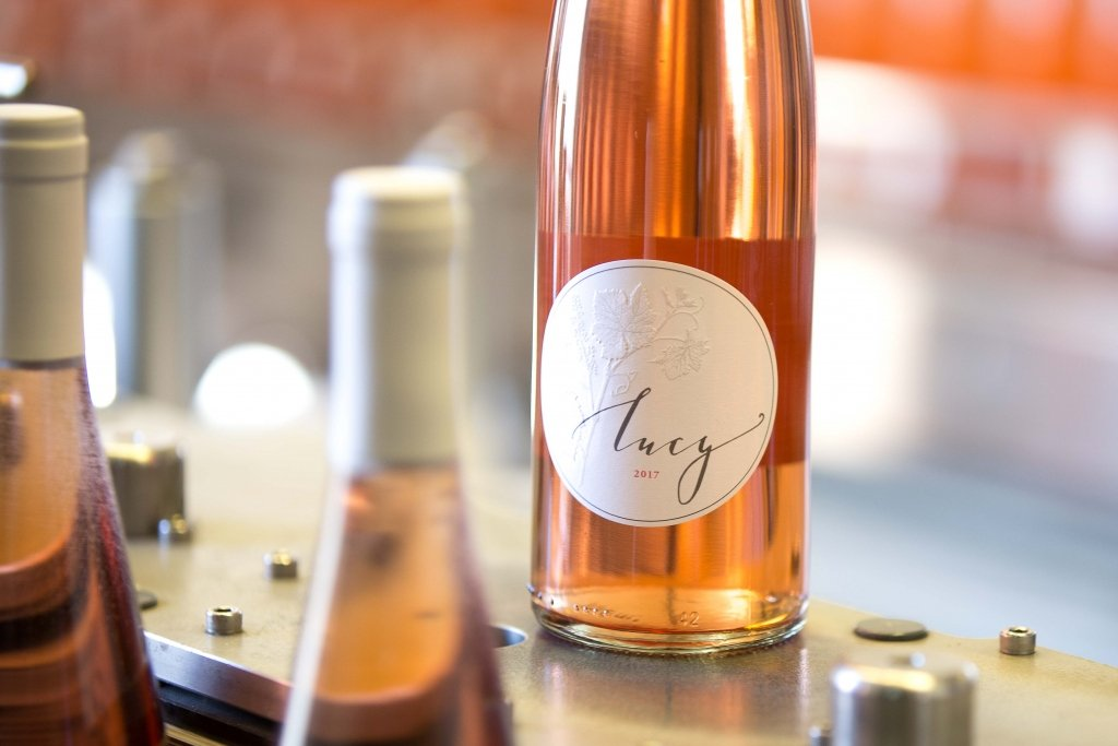 Bottle of Lucy Rose