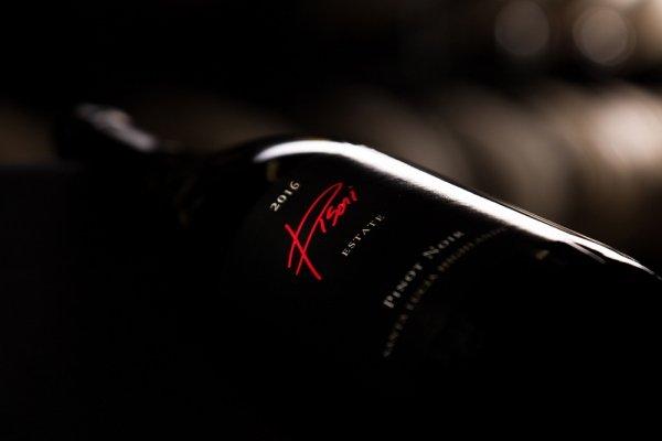 Bottle of the 2016 Pisoni Estate Pinot Noir