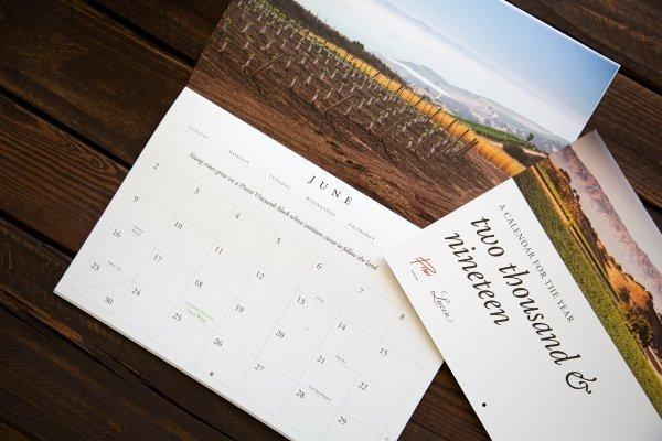 Pisoni Estate Lucia Calendar of Events