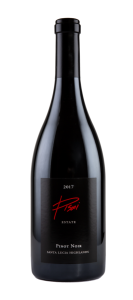 2017 Pisoni Estate Pinot Noir Bottle