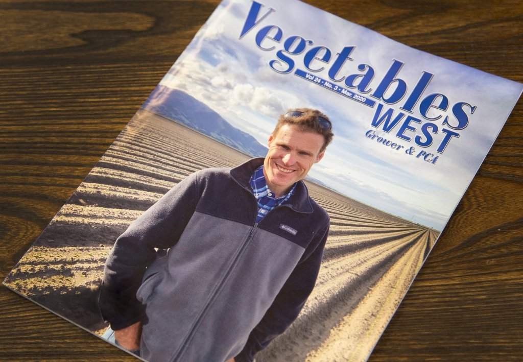 Vegetables West Cover
