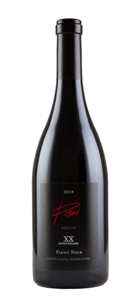 2018 Pisoni Estate Pinot Noir Bottle