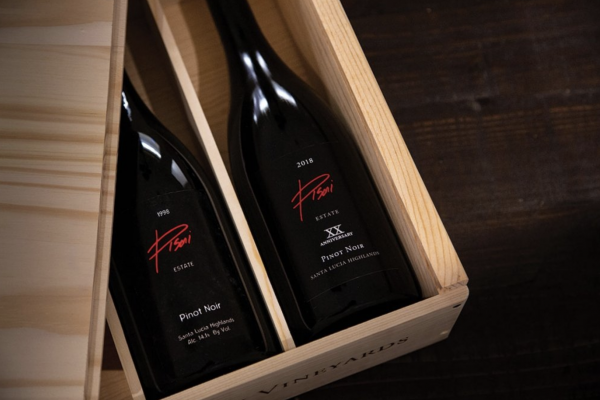 The 2018 Vintage: Twenty Years of Pisoni Estate Pinot Noir