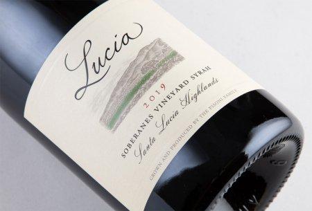 Lucia Syrah Soberanes Vineyard